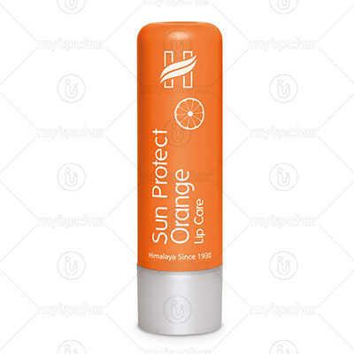 Himalaya Personal Care Sun Protect Orange Lip Care Orange