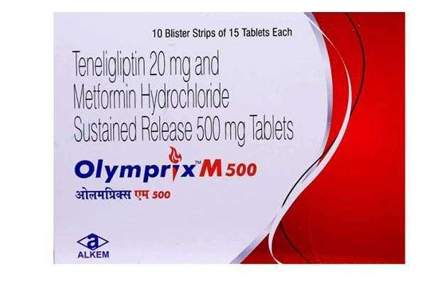 Olymprix M 500 Tablet