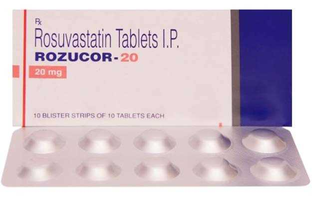Rozucor 20 Tablet