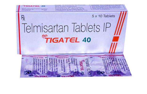 Tigatel 40 Tablet