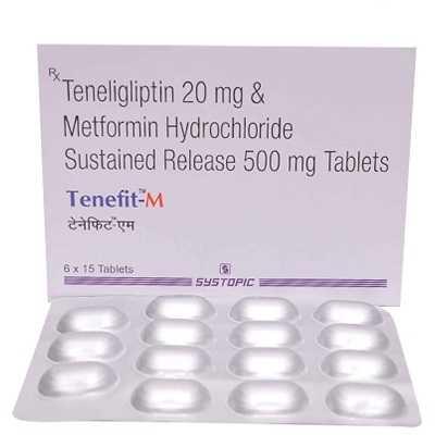 Tenefit M Tablet Sr (15)