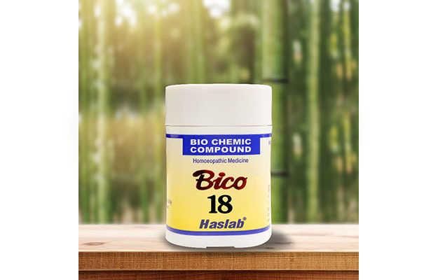 Haslab Bico 18 Biochemic Compound Tablet