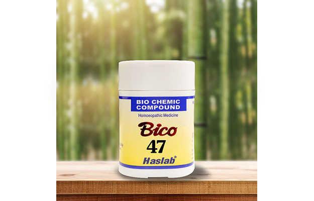 Haslab Bico 47 Biochemic Compound Tablet