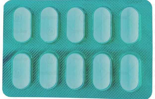 Glyciphage 850 mg pill