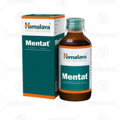 Himalaya MentatSyrup