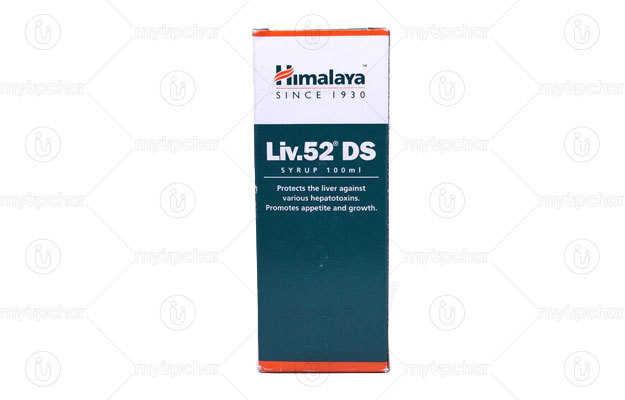 Himalaya Liv.52 Ds Syrup 100ml